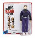 "Big Bang Theory 8"" Retro Clothed Action Figure, Howard (Purple Shirt)"