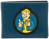 Fallout Vault Boy Men's Bi-Fold Wallet