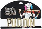 Suicide Squad Harley Quinn Puddin Costume Necklace