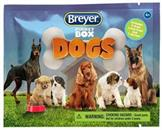 Breyer Pocket Box Dogs, One Random Blind Bag
