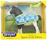 Breyer 1:9 Best Friends Foal Collection Model Horse: Shadow