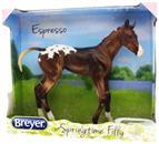 Breyer 1:6 Springtime Filly Series: Espresso