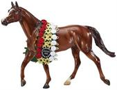 Breyer Traditional 1/9 Model Horse - Justify