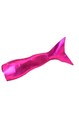 Hot Pink Mermaid Fins Adult Costume Accessory