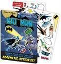 Batman Magnetic Action Set, 2 Sheets