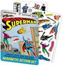 Superman Magnetic Action Set, 2 Sheets
