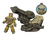 Aliens Space Jockey Deluxe Minimates Set