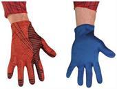 Amazing Spider-Man Short Costume Gloves Adult