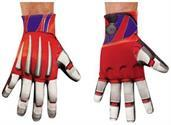 Age Of Extinction Transformers Optimus Prime Adult Costume Gloves
