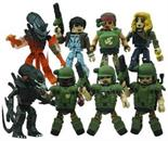 Aliens minimates Series 2, Sealed Case of 12