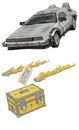 Back To The Future: Part II 1/15th scale DeLorean Time Machine w/ Lights and Sounds