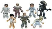 Aliens Minimates Series 3, Sealed Case of 12