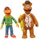 The Muppets Select Action Figure Set Fozzie and Scooter