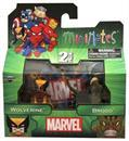 Marvel Minimates Series 47 Figure 2 Pack Wolverine and Brood
