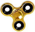 Fidget Hand Spinner: Metallic Gold
