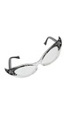 Vintage Cat Eyes Adult Costume Glasses Clear/Black