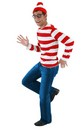 Where's Waldo Costume Kit Adult