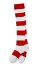 Where's Waldo Wenda Deluxe Over the Knee Costume Socks Adult