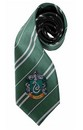 Harry Potter House Slytherin Kid and Adult Costume Necktie