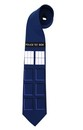 Doctor Who TARDIS Police Box Neck Tie