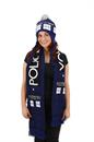 Doctor Who TARDIS Costume Scarf Adult