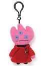 "Ugly Dolls Star Trek 4"" Plush Clip-On: Tray Lt. Uhura"