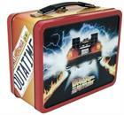 Back To The Future Retro Metal Lunchbox