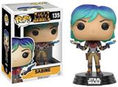 Star Wars: Rebels POP Vinyl Figure: Sabine