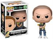 Rick and Morty POP Vinyl Figure: Weaponized Morty
