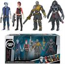 "Ready Player One 3 3/4"" Action Figure 4-Pack: Parzival, Aech, Art3mis, i-R0k"