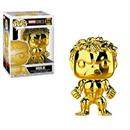 Marvel Funko POP Vinyl Figure - Gold Chrome Hulk
