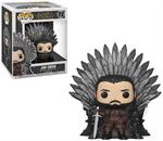 Game of Thrones Funko POP Vinyl Figure - Jon Snow on Iron Throne