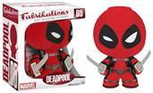 Marvel Comics Deadpool Funko Fabrikations Soft Sculpture Plush Figure