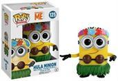 Despicable Me 2 Funko POP Vinyl Figure: Hula Minion