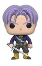 Dragonball Z Funko Pop Anime Vinyl Figure Trunks