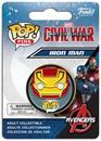 Marvel's Captain America: Civil War POP Pins: Iron Man