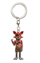 "Five Nights at Freddy's 1.5"" Character Keychain: Foxy"