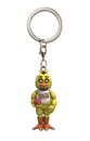 "Five Nights at Freddy's 1.5"" Character Keychain: Chica"