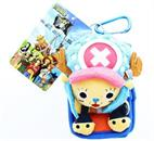 One Piece Plush Phone Case Chopper (Kyun Version, Open Mouth)