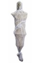 Animated Shaking and Talking Skeleton Cocoon Prop Decoration