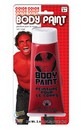 Washable Body Paint 3.4oz Red