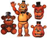 Five Nights At Freddy's 4-Piece Cutouts: Freddy