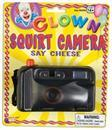Circus Clown Squirt Costume Camera Accessory