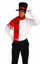 Holiday Snowman Costume Kit