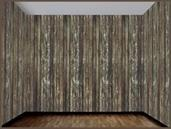 Haunted House Rotted Wood Wall 100 Ft Backdrop Halloween Decoration