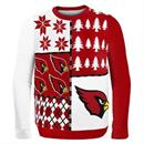 Arizona Cardinals Busy Block NFL Ugly Sweater
