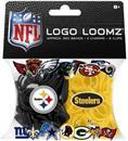 Pittsburgh Steelers Logo NFL Loom Bandz Filler Pack