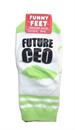 Funny Feet Toddler Socks: Future CEO