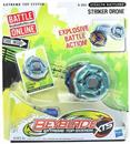 Beyblade XTS Stealth Battlers Battle Top w/ Launcher - Striker Drone
