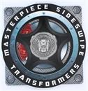 Transformers Masterpiece Exclusive Sideswipe Silver Coin